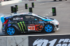 KEN BLOCK's TOKYO EXPERIENCE (T.K Photo-Stream) Tags: ford monster tokyo energy ken odaiba block d1 dcshoes ケン・ブロック トウキョウ エクスペリエン