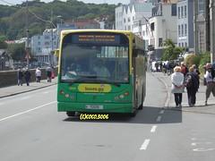 CT Plus Guernsey DM4 (Coco the Jerzee Busman) Tags: uk bus islands coach nimbus ct sprite east plus dennis dart guernsey channel caetano lancs myllennium