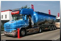 """Scania T 580 """"Silo Melmer / Pitztal"""" (uslovig) Tags: show truck germany t deutschland tag silo camion trailer der tür airbrush scania sommerfest lastwagen pitztal lkw 580 herpa lastkraftwagen 2013 offenen dietenhofen melmer auflieger"""