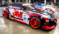 3M Racing (Dion Cragg) Tags: car racecar thailand automobile bangkok fisheye hdr drift racingcar formuladrift digitalcameraclub canonfisheye canon815mm 815mmfisheye