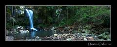 Curtis Falls (Dustin Osborne) Tags: waterfall mt falls dustin tambourine osborne curtis