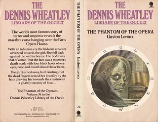 Gaston Leroux - The Phantom of the Opera (Dennis Wheatley Library of the Occult)