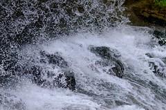 Waterfall (MorboKat) Tags: toronto water zoo waterfall splash highspeed torontozoo