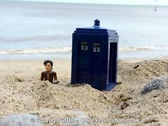 The doctor on the beach (tariffs #drwho)