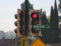 Old Econolite Cross-walk traffic signals (Traffic signal Guy 17) Tags: old test words cross walk led impact ramona fonts incandescent 12inch garvey crosswalks trafficsignals pedxing hybrids 8inch overpaint econolite buttonbacks roundoors