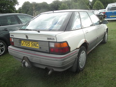 1991 Rover 218SLD (GoldScotland71) Tags: rover 200 1991 1990s 218sld j705snc