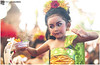 She's Trying Her Best (Bali Freelance Photographer) Tags: bali art canon eos dance mask audience culture legong pesta kesenian pkb 2013 pestakesenianbali madeyudistira myudistiraphotography