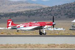 "North American P-51D ""Mustang"" - ""Strega"" 44-13105 (2wiice) Tags: air mustang reno races p51 northamericanp51mustang renoraces racesraraunlimitedair"