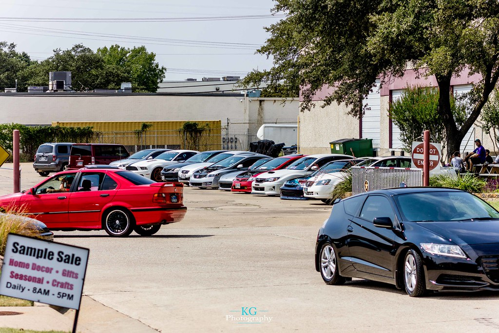 dfw alliance 4 car meet in orange