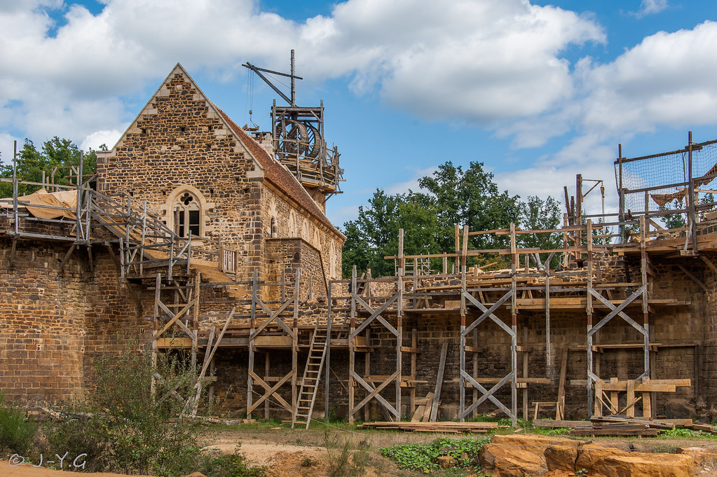 The World's Best Photos of guedelon and medieval - Flickr