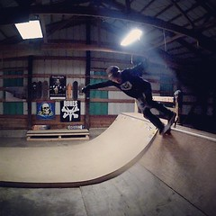 "backside grind transfer to rescue ramp • <a style=""font-size:0.8em;"" href=""http://www.flickr.com/photos/99295536@N00/9870639786/"" target=""_blank"">View on Flickr</a>"