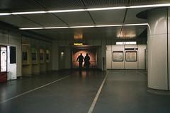 vienna yashica 35 (maxlabor) Tags: vienna wien film austria sterreich fuji superia 35mmfilm ubahn yashicat4super virgilkapelle wienerlinien analoguephotography fujicolorsuperia1600