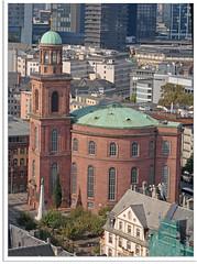 Frankfurt am Main - Paulskirche (St. Paul´s Church)