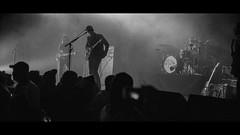 Arctic Monkeys at Kool Haus - 2013 (Chandan Vatish) Tags: leica blackandwhite bw film concert voigtlander 14 arctic plus monkeys hp5 40mm m3 ilford nokton