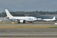 Airbus A310-300 Air Transat (TSC) C-GLAT - MSN 588 (Luccio.errera) Tags: air airbus msn tls tsc transat 588 a310300 cglat