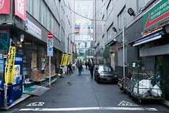 Akiba Sidestreet Dimension (H.H. Mahal Alysheba) Tags: street snapshot sigma akihabara akiba 35mmf14
