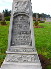 forrester cemetery (DeadManTalking) Tags: cemetery oregon forrester clackamascounty whitebronze deadmantalking johnvancuren
