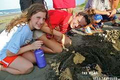 Costa Rica: Pura Vida (The Road Less Traveled Photos) Tags: costarica adventure zipline seaturtle communityservice jrhigh middleschool whitewaterrafting turtleconservation environmentalservice