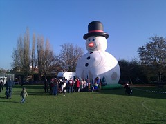 Inflatable | Snowman