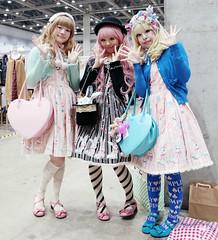 Japanese Lolita, volume 38 (Design Festa) Tags: original cute fashion japan japanese tokyo design lolita harajuku kawaii