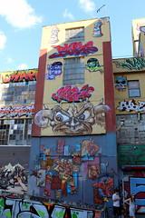 NYC - Queens - LIC: 5 Pointz (wallyg) Tags: nyc newyorkcity streetart ny newyork graffiti queens lic gothamist longislandcity 5pointz 5points fivepointz