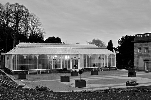 The Conservatory  (B&W view)