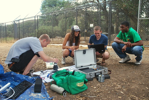 Camera Trap Team at California Wolf Center