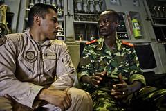 Burundi soldiers arrive in Central African Republic
