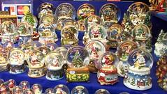 Munich, Germany - Christkidlmarkt...snow globes (Guenther Lutz) Tags: impact snowglobes