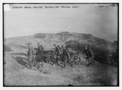 German Marine Infantry Patrolling Belgian coast (LOC) (The Library of Congress) Tags: pony libraryofcongress xmlns:dc=httppurlorgdcelements11 marineinfanterie marinekorpsflandern dc:identifier=httphdllocgovlocpnpggbain21419