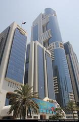Sheikh Zayed Road, Dubai, United Arab Emirates (JH_1982) Tags: road building architecture skyscraper canon buildings eos highway eau dubai skyscrapers united uae emirates zayed arab highrise emirate sheikh unis highrises  vae unidos e11 szr  duba    rabes arabes emiratos vereinigte arabische dubayy   60d  mirats              dubi