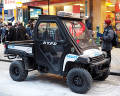 NYPD Police Utility Vehicle, 2014 Super Bowl XLVIII Boulevard on Broadway, Manhattan, New York City (jag9889) Tags: seattle city nyc ny newyork car newjersey boulevard stadium manhattan nfl broadway police nypd denver meadowlands vehicle seahawks superbowl metlife broncos department lawenforcement finest afc nfc 2014 xlviii jag9889 20140202
