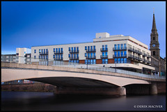 By the Bridge (123DM456) Tags: street longexposure bridge sea people sun colour reflection art water beautiful weather canon river relax fun hotel scotland milk high amazing nice pub long exposure colours drink britain weekend sunday great smooth relaxing scottish sunny fluid explore derek aberdeen nd jonny whisky flowing splash milky foxes inverness density manfrotto detailed exposures neutral ndfilter maciver invernesshire neutraldensity nd1000 60d leebigstopper