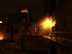 I fori illuminati di colori (falco di luna) Tags: roma foriimperiali notte fori passeggiata fotorafia