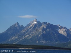 Teewinot Mountain (Anne's Travels 4) Tags: tetons grandtetonnationalpark jacksonlake mountains teewinotmountain