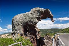 castelsardo (heavenuphere) Tags: castelsardo sassari sardegna sardinia sardinie italia italy europe island elephantsrock elephants rock rocciadellelefante landscape nature 24105mm