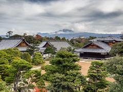 Ninomaru Garden (thaisa1980) Tags: 2016 nijo nijojo casas garden houses japan japanese japon japonés japón jardin kioto kyoto nippon nipponese roof tejados