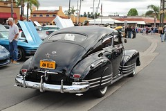 Million Dollar Breakfast Cruise 3-26-17 (USautos98) Tags: 1947 chevrolet chevy fleetline