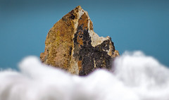 IMG_0007 Above the Clouds (oldimageshoppe) Tags: tabletop mudstone cottonballs constructionpaper