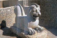Found Photo - Iran - Persepolis - Archeological Site 21.tif (David Pirmann) Tags: iran ruins archeology persia persian unesco worldheritage xerxes parsa takhtejamshid achaemenid dpfoundphotoasia1976 persepolis