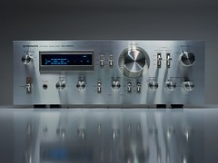 Pioneer SA 8800 Stereo Amplifier (oldsansui) Tags: 1970 1970s 1979 audio classic vintage pioneer receiver amplifier amp retro sound hifi design old radio music seventies madeinjapan 70erjahre integratedamplifier analog audiophil solidstate