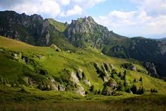 z rumunských hor