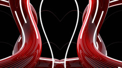 Red Giant 18 Looping Animation (globalarchive) Tags: rhythmic electric pattern art dj experiment party scifi fiction fractal power beautiful futuristic effects driven giant dream cool bpm 3d render awesome animation high amazing sync concept abstract seamless digital looping virtual best red lights strobe modern contrast imagination science geometric sci animated loop design fi creative energetic energy tempo