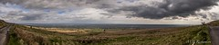 From Slieve Gallion (Lealtadpics) Tags: canon6d canon24105 panorama slievegallion coantrim colondonderry loughneagh nireland clouds