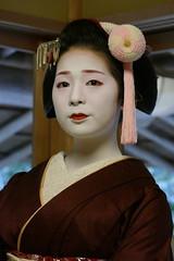 Maiko_20170205_9_55 (kyoto flower) Tags: kyoto international community house museum fukutomo maiko 20170205 舞妓 京都市国際交流会館 和風別館 ふく朋 京都 kunihikotakenaka