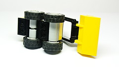 Skid-steer loader (Assembly Instructions) (hajdekr) Tags: loader skidsteerloader lego vehicle mobile wheels simple basic easy toy skidsteer skidsteering bobcat skidloader micro microscale microspace wheel howto manual tuto tutorial assemblyinstructions instruction stepbystep help tip tips