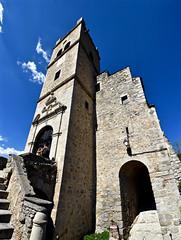 Església de Sant Vicenç d'Eus (Xevi V) Tags: frança france església architecture arquitectura pirineusorientals isiplou occitània conflent eus