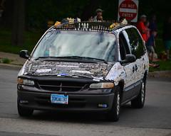 2015 Art Car Parade (schwerdf) Tags: artcarparade artcars cars lakeharriet minneapolis minneapolisartcarparade minnesota unitedstates