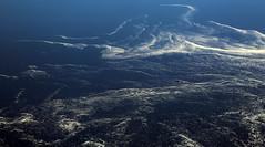2017_04_10_lhr-ewr_024 (dsearls) Tags: 20170410 aerial windowseat windowshot united unitedairlines ual ua17 lhrewr ocean blue white ice icebergs patterns aviation flying longhaul flight north newfoundland grandbanks