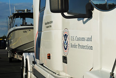 U.S. Customs and Border Protection (Infinity & Beyond Photography) Tags: us customs border protection truck boat vehicles homelandsecurity
